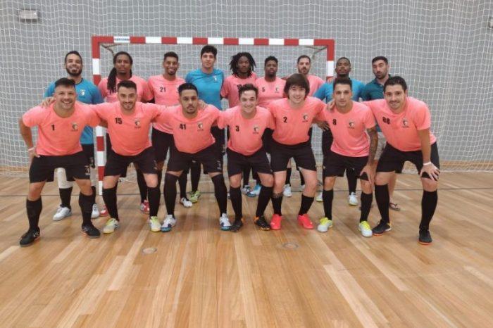 Futsal: vitória em encontro triangular de preparação